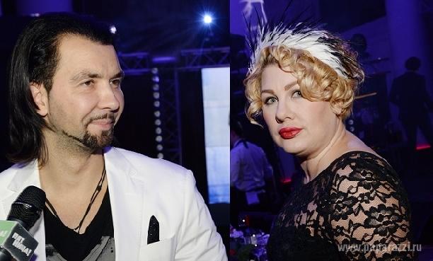 Денис Клявер и Ева Польна встретились на вечеринке, но сели за разные столы