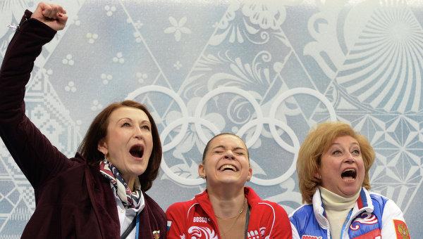 Аделина Сотникова смогла отвоевать золотую медаль у Ким Ю На
