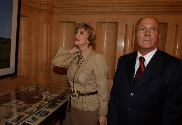 Владимир Меньшов признался во внебрачных связях