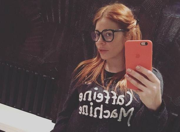 Беременная Анастасия Стоцкая резко сменила имидж