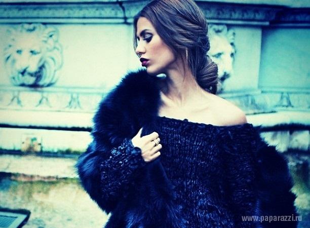 Виктория Боня продолжает копировать Анджелину Джоли