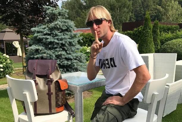 Евгений Плющенко шокировал сменой имиджа