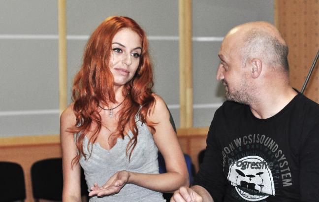 Ира Забияка и Гоша Куценко поссорились