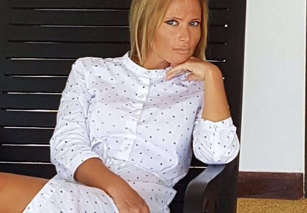 Дана Борисова пытается быть сексуальной даже за стенами реабилитационного центра