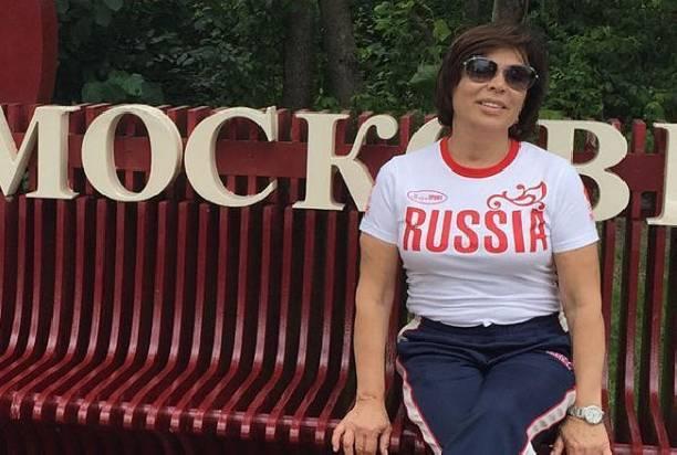 Ирина Роднина поддержала дочь, которая решила остаться в США