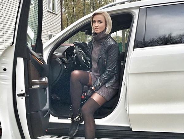 Ольга бузова и дмитрий тарасов секс в машине
