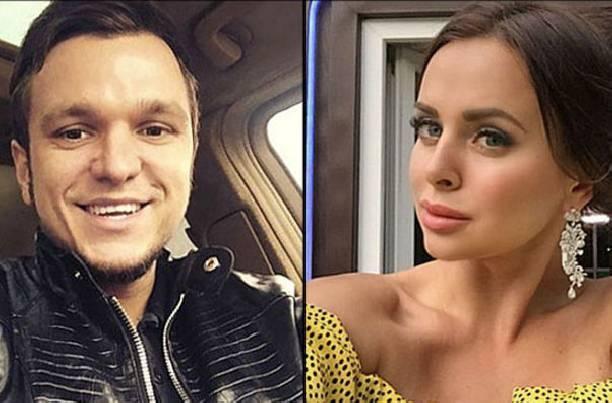 Антон Гусев и Виктория Романец были замечены вместе в Санкт-Петербурге