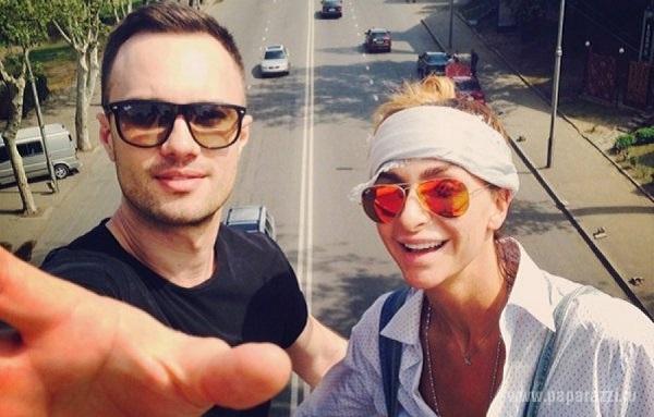 Екатерина Варнава не комментирует свою беременность