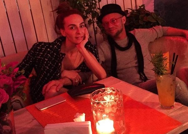 Екатерина Варнава и Дмитрий Хрусталев вновь вместе и уже сходили на свидание