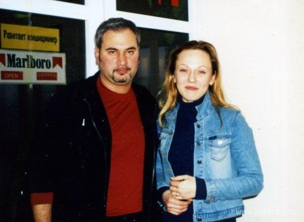 Фото валерия харламова с женой и детьми