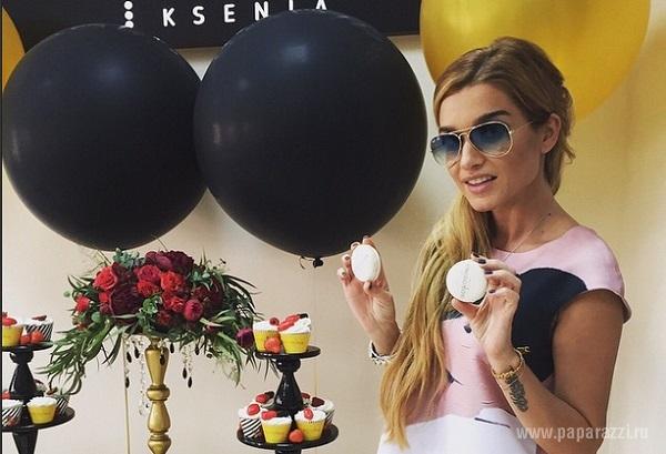 Ксения Бородина открыла свой «Салон красоты» и лишилась денег и документов