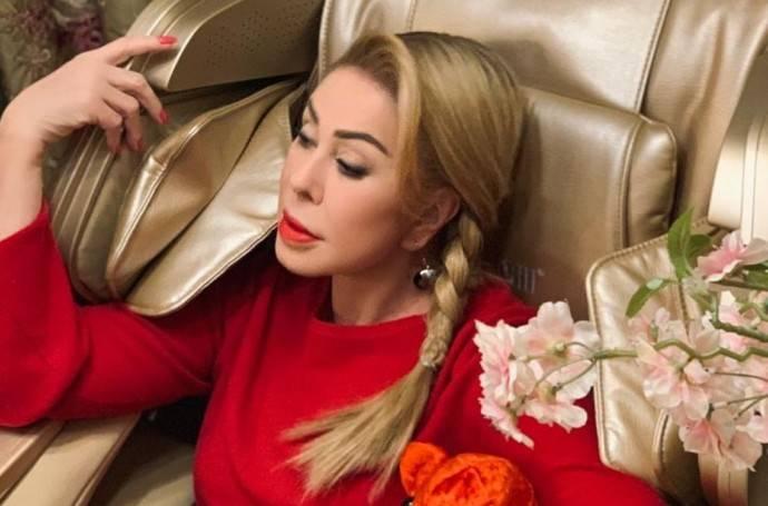 66-летнюю Любовь Успенскую раскритиковали за отсутствие нижнего белья