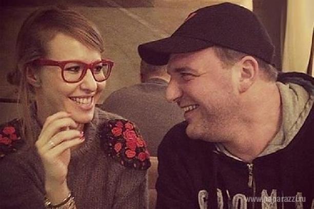 Ксения Собчак выбирает платье на выпускной для дочери Максима Виторгана