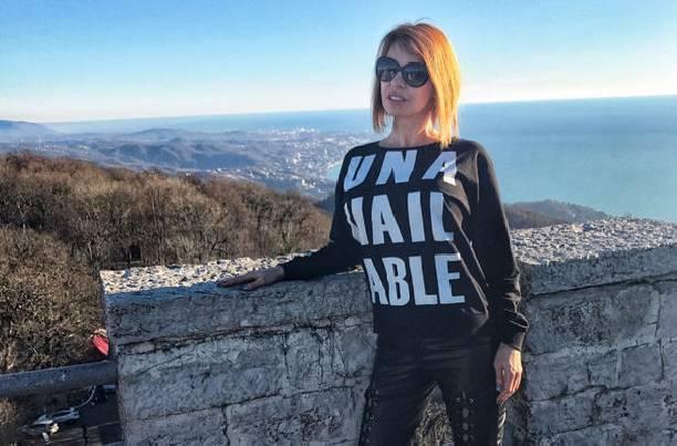 Наталья Штурм согласилась на свидание с поклонником