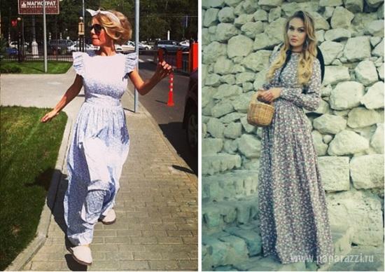 Водонаева алена платья