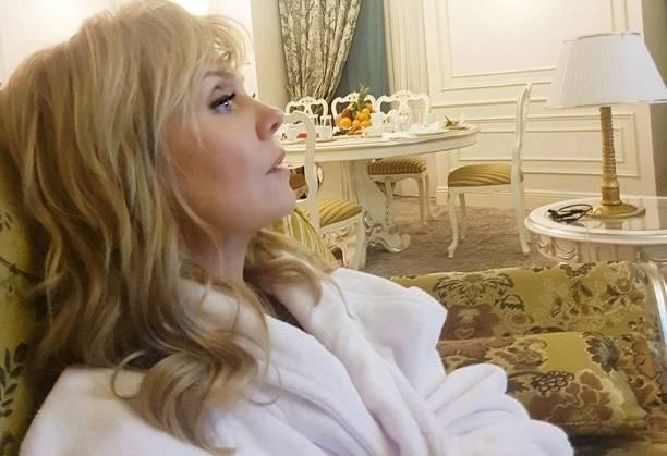 Валерия отправилась на отдых с дочкой и бывшей женой Пригожина