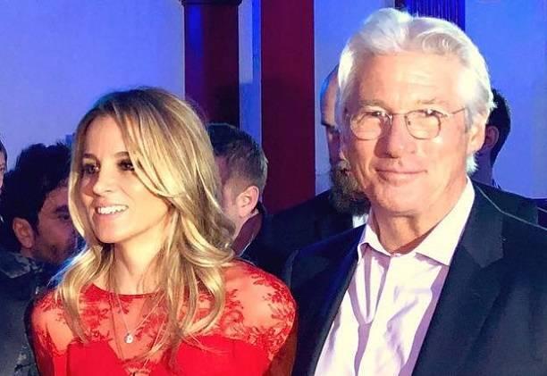 Новой подругой Ричарда Гира оказалась дочь его старого приятеля