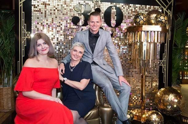 Охрана Дмитрия Тарасова предотвратила скандал с Ольгой Бузовой на его Дне рождения