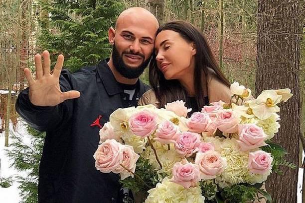 Джиган и Оксана Самойлова отмечают важную дату