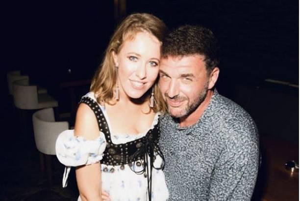 Максим Виторган отказывается общаться с некоторыми друзьями Ксении Собчак