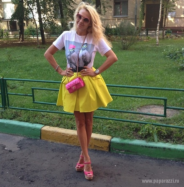 Яну Рудковскую осудили за фото с обнаженным Димой Биланом