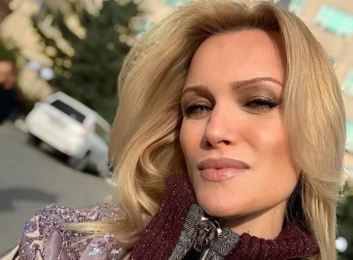 Олеся Судзиловская показала, как могла бы выглядеть Анастасия Волочкова