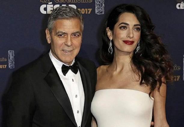 Джордж Клуни собирается подавать в суд на папарацци