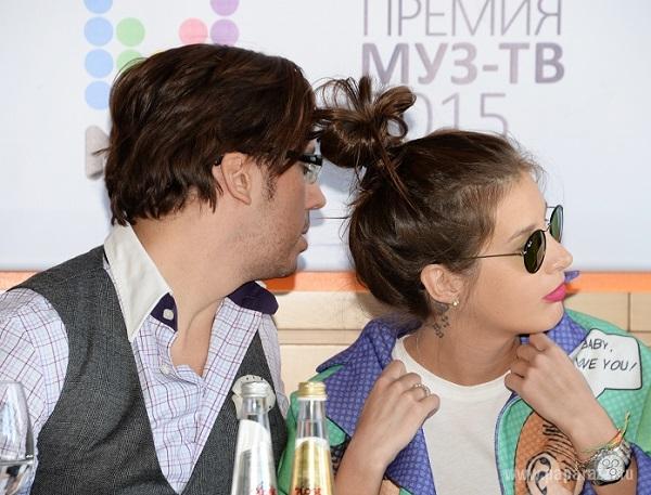 Кети Топурия нашла утешение в компании Максима Галкина