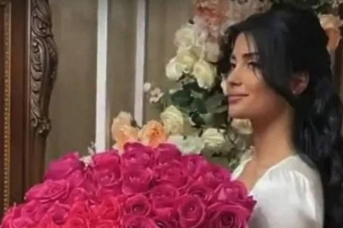 Невеста Заурбека Сидакова Мадина Плиева переехала в квартиру своего богатого любовника