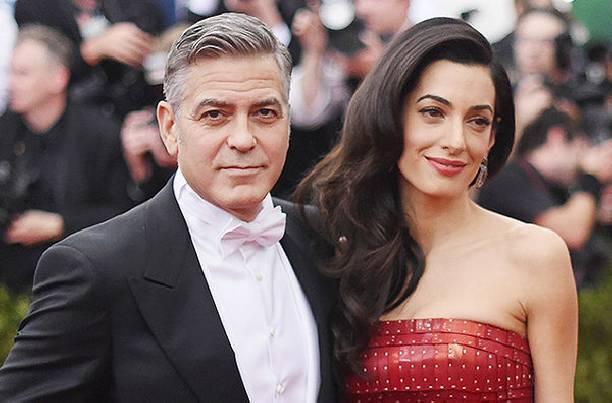 Джордж Клуни взвалил на себя уход за детьми