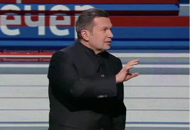 Телеведущий Владимир Соловьев назвал кражу его 800 000 рублей пустяковой историей