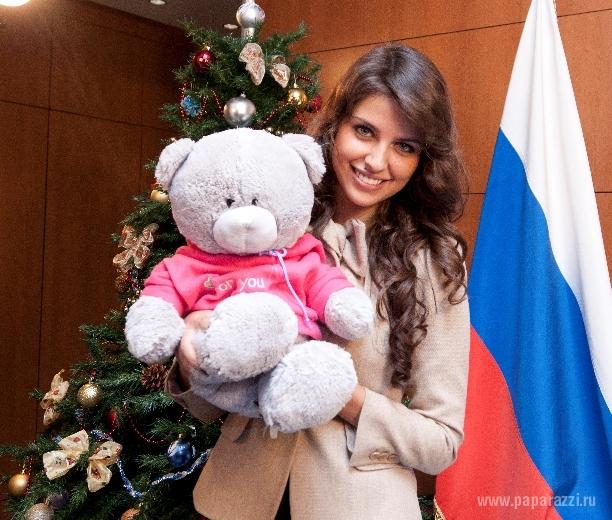 Мисс Россия просит о помощи