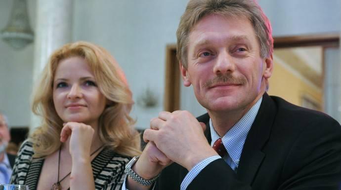 Бывшая жена Дмитрия Пескова показала фигуру в бикини