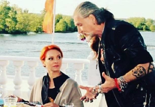 Марина Анисина и Никита Джигурда начали делить наследство Людмилы Браташ