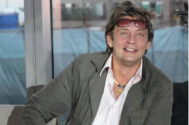 Александр Домогаров пожаловался на невнимание сына