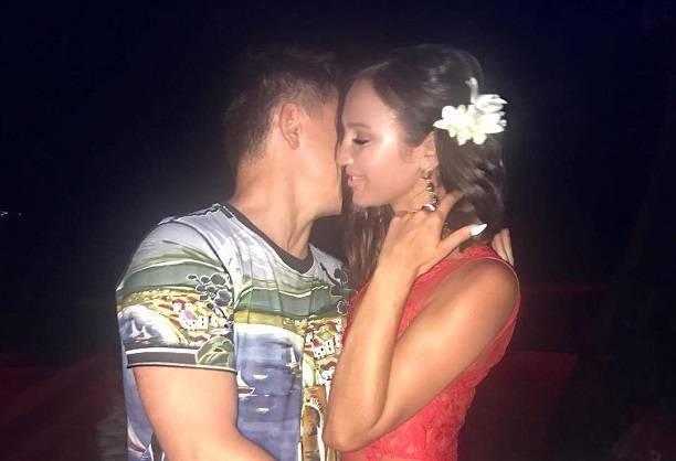 Очевидцы утверждают, что видели целующихся Ольгу Бузову и Тимура Батрутдинова