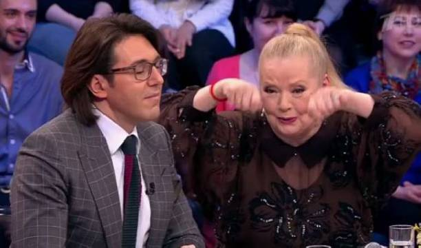 Людмила Сенчина рассказала о рукоприкладстве мужа