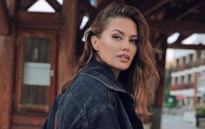 Виктория Боня прокомментировала слухи, что бывший муж хочет отобрать у нее дочь