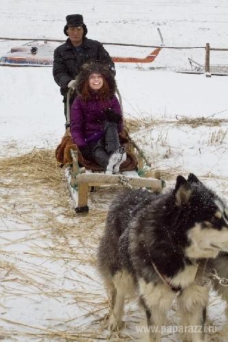 гонки на собаках иры Забияки