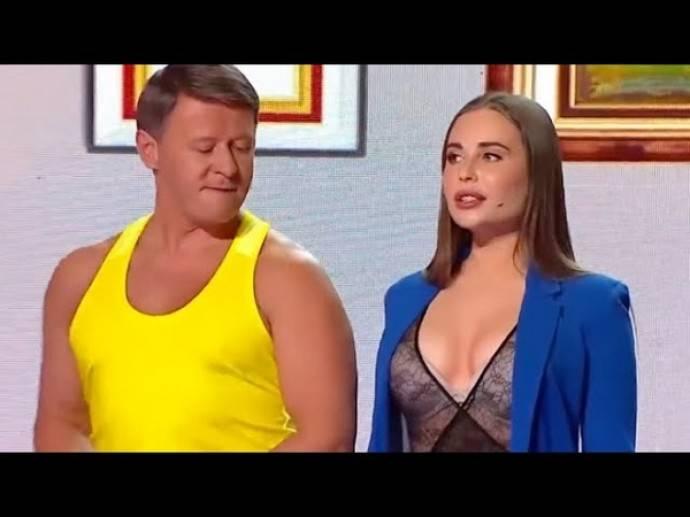 Секс С Юля Михалкова Из Уральских Пельменей