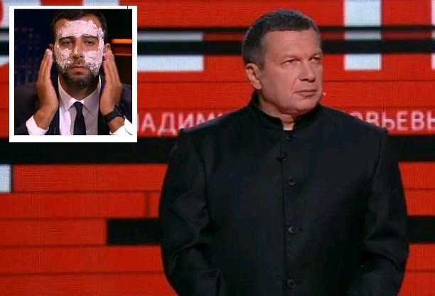 Коллеги Ивана Урганта и Владимира Соловеьева перешли на личные оскорбления