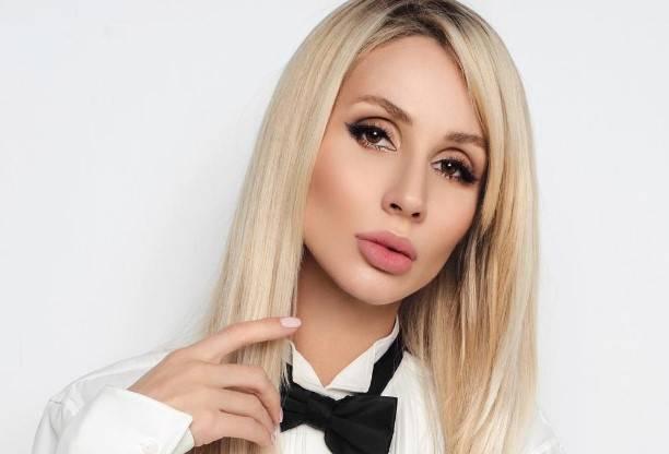 Светлана Лобода неожиданно стала брюнеткой