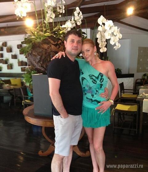 Анастасия Волочкова простилась с возлюбленным Бахтияром Салимовым