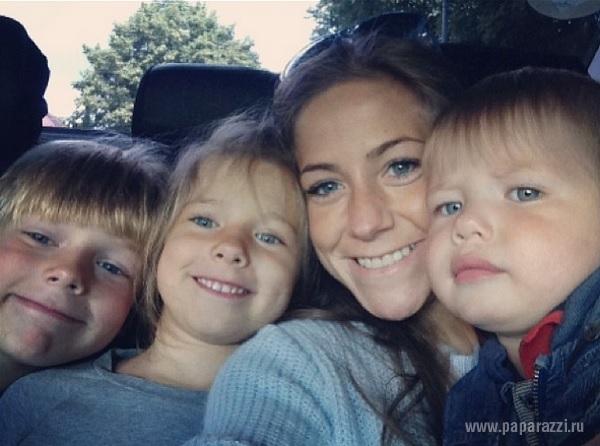 Юлия Барановская перевозит детей Андрея Аршавина в Россию
