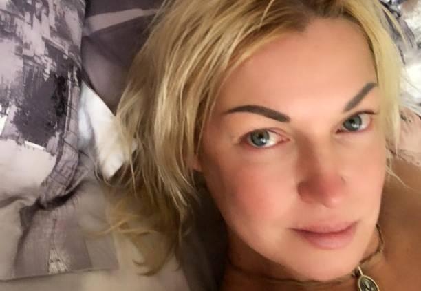 Накануне Дня Всех Влюбленных у Анастасии Волочковой появился новый бойфренд