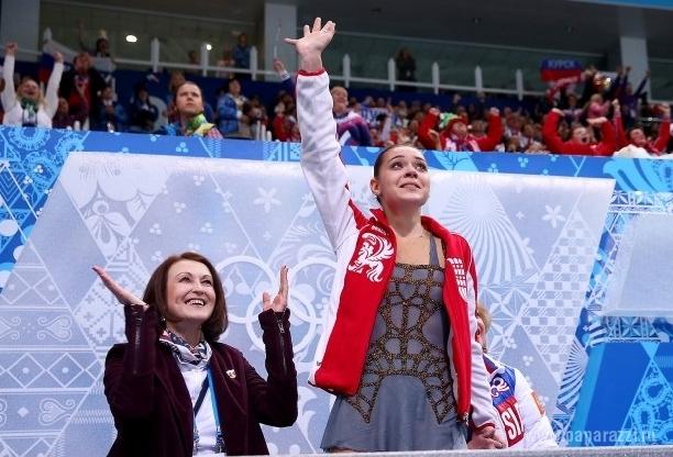 Аделина Сотникова - Юрий Гагарин фигурного катания