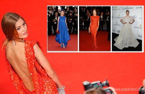 Звездные выходки Виктории Бони на Каннском кинофестивале 2015 года