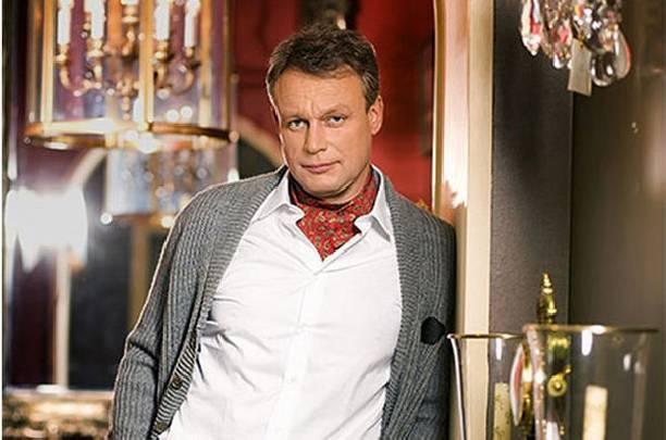 Сергей Жигунов не редко рискует своей жизнью