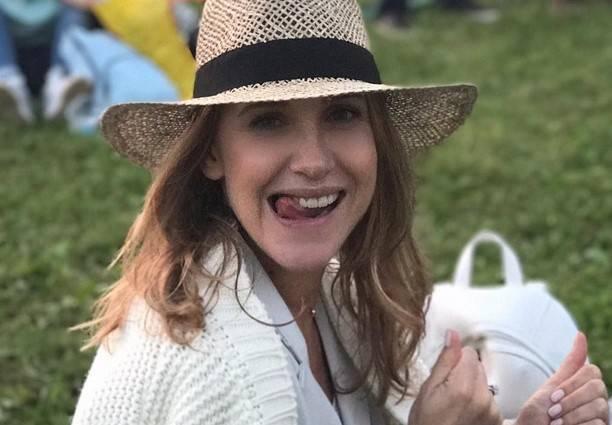 Юлия Ковальчук оказалась полной копией мамы