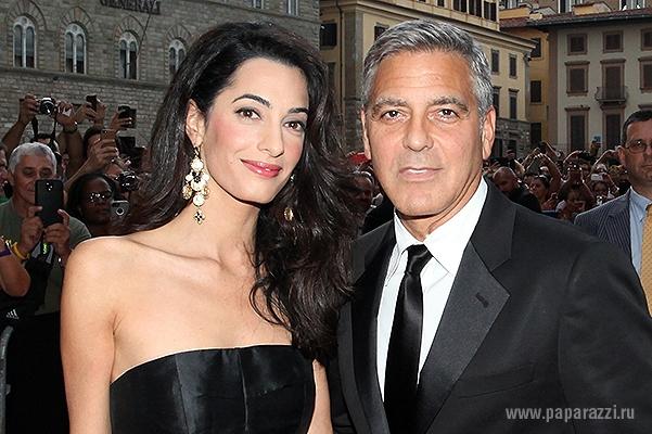 Джордж Клуни и Амаль Аламуддин хотят развестись